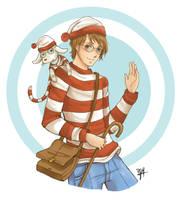 Where's Wally? by GM-Pi