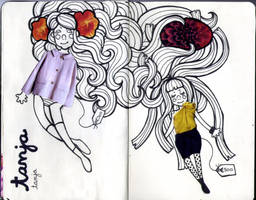 moleskine page 8 by beespit