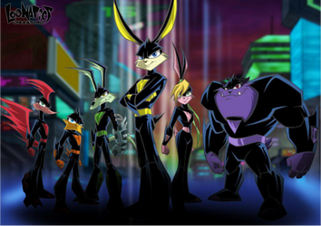 Loonatics Unleashed Poster 2 ((FIXED)) by PowerStroke3