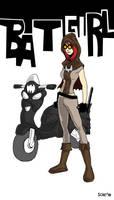 REMAKE REMODEL Batgirl by AKsolut