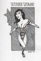 REMAKE REMODEL Wonder Woman by AKsolut