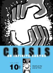 Crisis on Infinite Earths / Buddha mashup by AKsolut