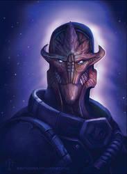 Mass Effect by FirstKeeper
