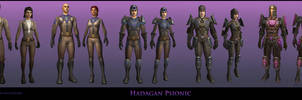 Hadagan Psionic. Allods Online by FirstKeeper