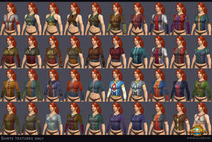 Shirts for Allods online by FirstKeeper