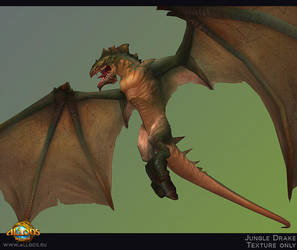 Jungle Drake Allods online by FirstKeeper
