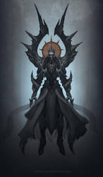 Undead Lord Concept by FirstKeeper