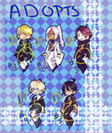 Adopt Vampire batch (OPEN 4/5) by OujiMarch