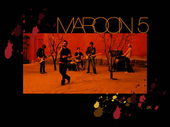 Maroon 5 wallpaper01 by Starphish