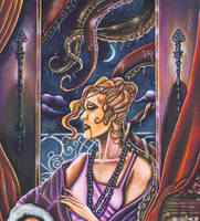 Lady Hecate's boudoir by FatherStone