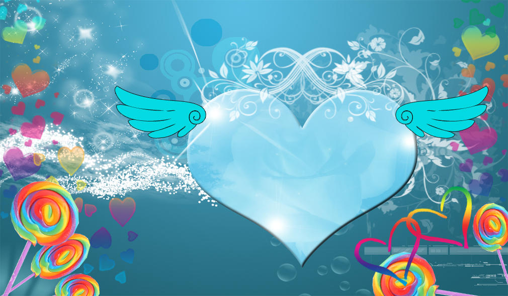 Heart Wallpaper Without Name By Groovez10