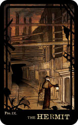 fig.9 The Hermit by RogueEidolon
