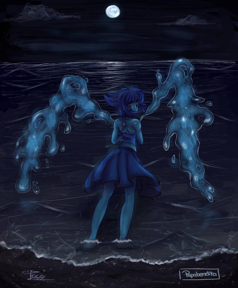Lapis Lazuli by Tecoart