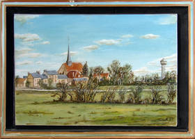 Saint Martin des Champs by modit