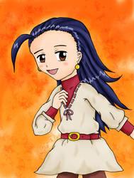 Petite Princess Yucie by Jinta