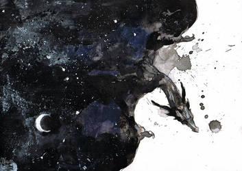 The Nightspirit by branka42