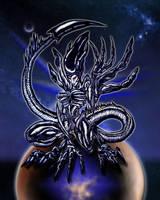 Alien 6 by EVEcassandra