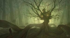 Donde la bruja vive by RealNoir13