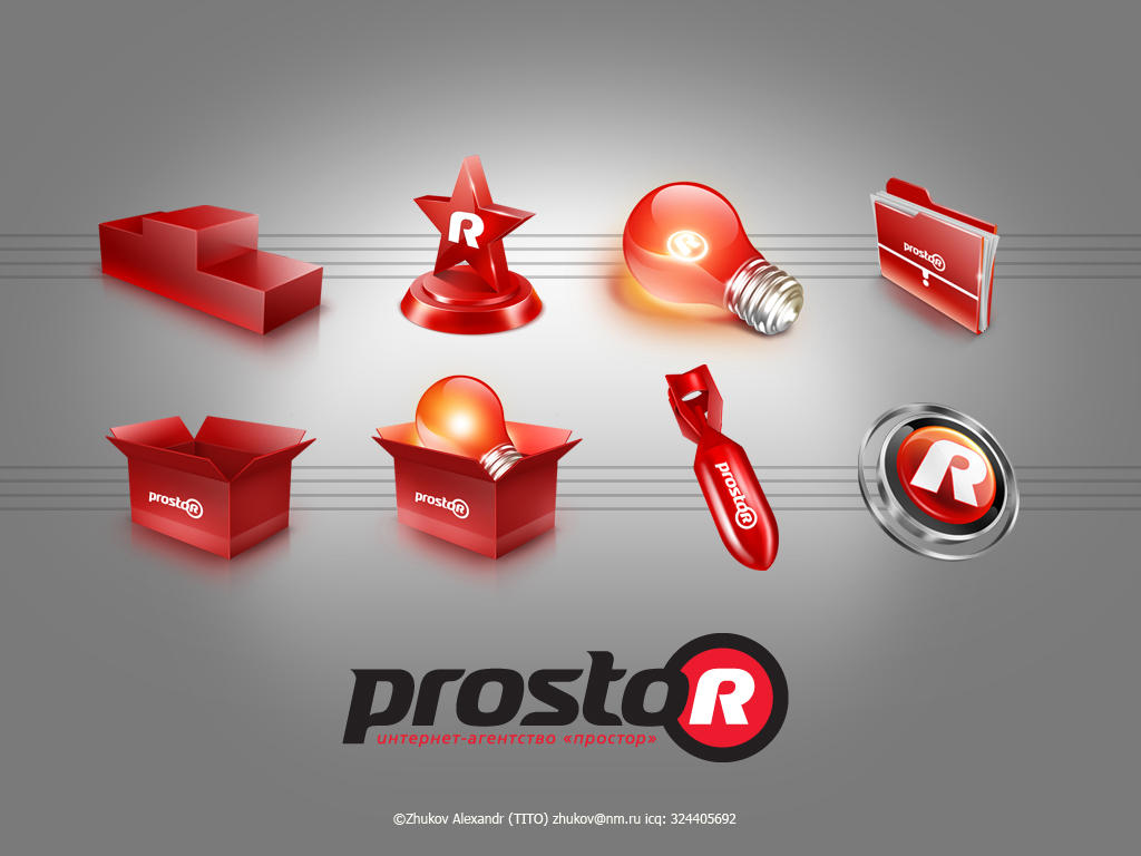 Prostor_icons by TIT0