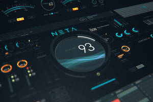 NETA: Modern virtual instrument UI Kit by TIT0