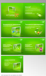 Presentation Atomic by TIT0