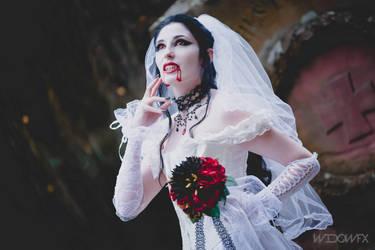Vampire Bride by CelestialExploring
