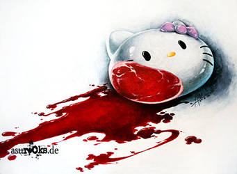 KILL KITTY by bewareitbites