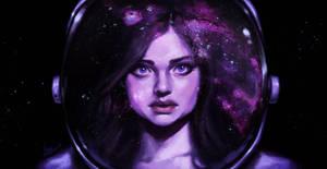 Starry Eyed by bewareitbites