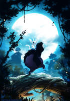 Ori and the Blind Forest by bewareitbites