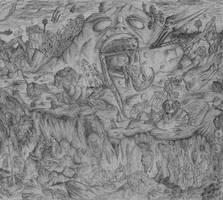 Subterranean Hell by YaensArt