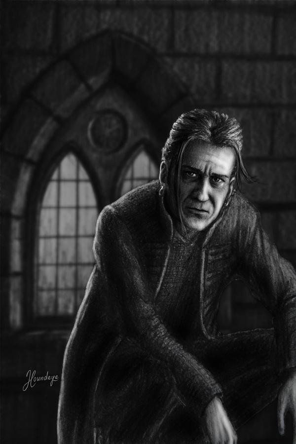 Count Dracula by Lenka-Slukova