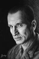 The Ninth Doctor by Lenka-Slukova