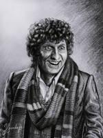 The Fourth Doctor by Lenka-Slukova