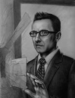 Mr Finch by Lenka-Slukova