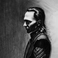 Loki of Asgard by Lenka-Slukova