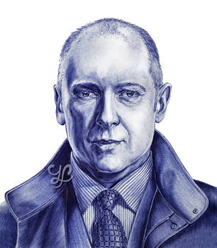 James Spader in Blacklist by Lenka-Slukova