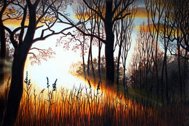 Sunset v 2.0 by Lenka-Slukova
