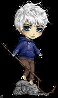 Jack Frost chibi by zero0810