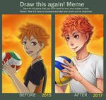 Draw this again! meme by zero0810