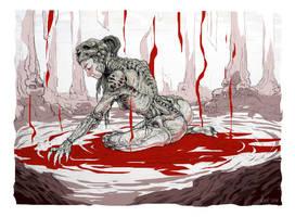 Deathling by kanovsky