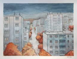 Autumn 1 by kanovsky