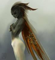 Vestigial Wings by kanovsky