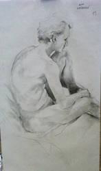 figure drawing practice by kanovsky