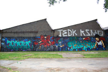 Redko Tesk AKIRA by dadouX