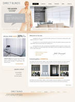 website layout 67 by tehacesequence