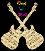 rock n roll by ramyasri96