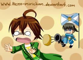 HTMR - DI QUESO! by Neko-mirichan