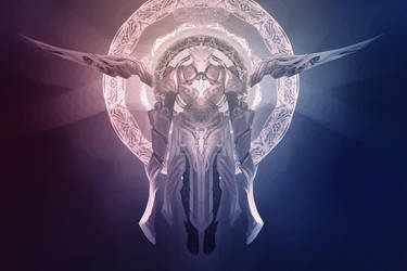 Celestial Death Knight by silva018