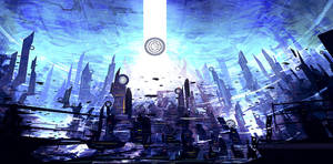 Metropolis by silva018