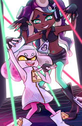 SPLATOON: Off the Hook by KT-Chewy